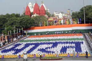 Celebrating 70 monsoons of freedom!