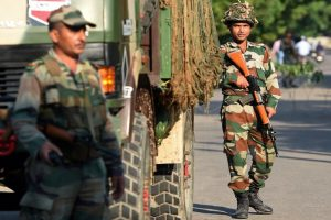 Fire at Army's ammunition depot in Bathinda