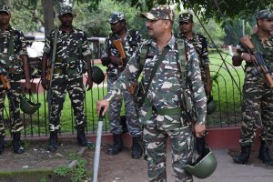 Army arrives in Panchkula, tight security ahead of court verdict