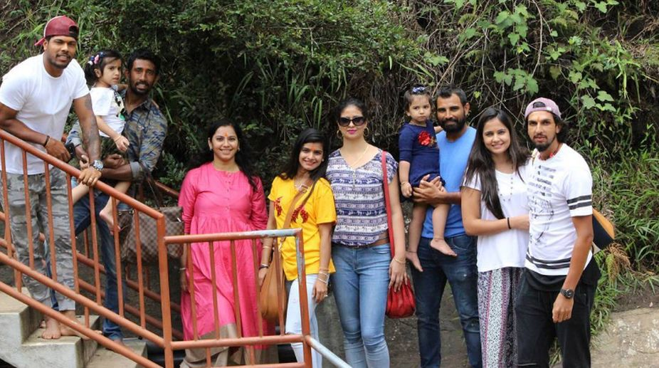 This is how Indian cricketers are managing game & family hand-in-hand - The Statesman