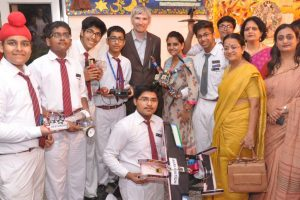 Springdales sets up 'Atal Tinkering Laboratory' to heighten innovation