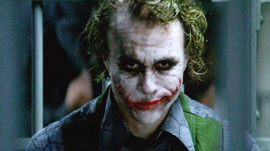 Heath Ledger as The Joker (PHOTO: Facebook)