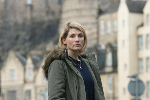 Eccleston first sparked Whittaker's interest in 'Doctor Who'