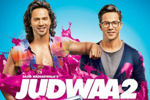 Original Judwaa and team Judwaa 2 comes together on the opening episode of Big Boss!
