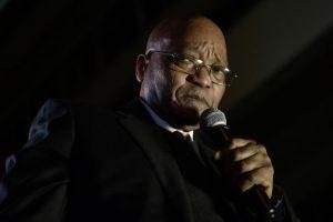 Mr Zuma's nine lives!