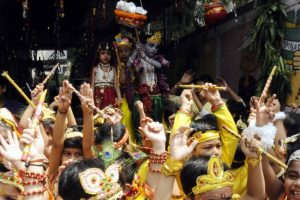 Janmashtami: Decoding Dahi Handi and controversies around it