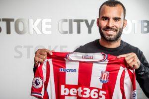 Stoke City sign PSG forward Jose on loan