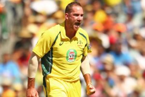 Australia's John Hastings optimistic for India series