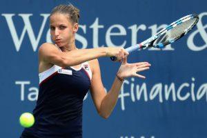 Pliskova remains on top of WTA rankings, Muguruza moves up