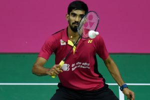 Ex-Sports Minister recommends Kidambi Srikanth for Padma Shri