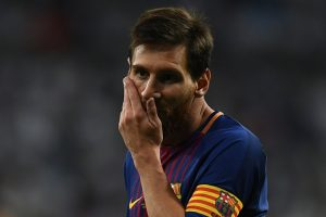 Lionel Messi yet to sign contract extension
