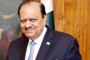 Pakistan President meets Chinese Vice Premier on deepening bilateral ties