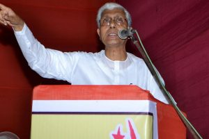 Manik Sarkar elected CPI-M Legislature Party leader