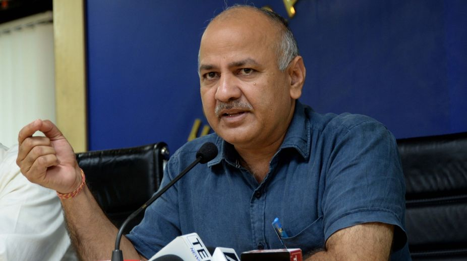 AAP, Deputy Chief Minister, Manish Sisodia