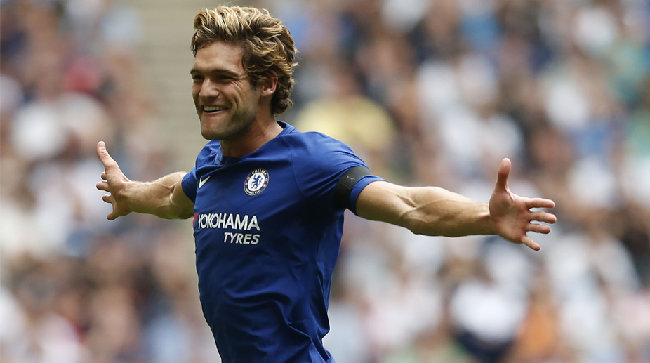 Marcos Alonso, Chelsea F.C., Premier League