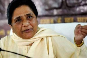 BSP chief Mayawati ridicules BJP's 'Sampark for Samarthan' programme