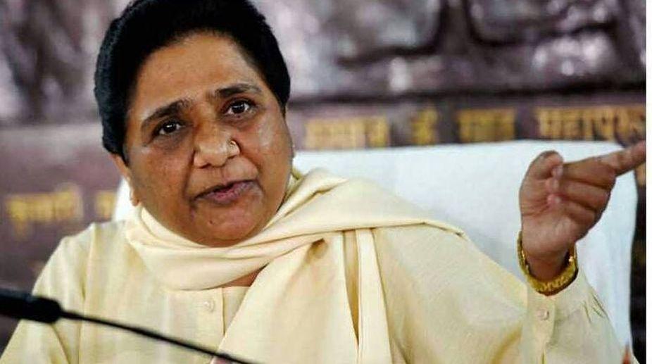 BSP chief Mayawati ridicules BJP's 'Sampark for Samarthan' programme