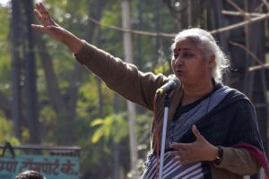 Medha Patkar ends fast over Narmada dam issue
