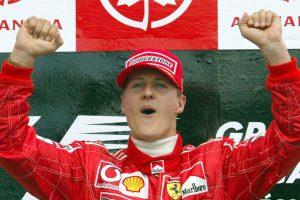 Michael Schumacher's son to drive in Spa tribute