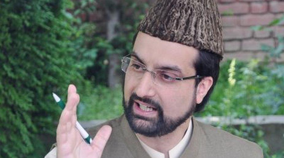 Mirwaiz Umar Farooq
