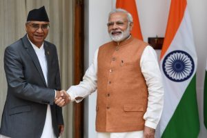 India-Nepal connectivity projects on track: Ministry