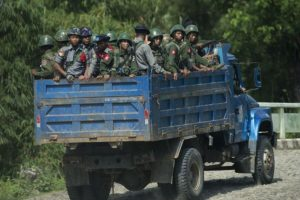 Myanmar Army again deny abuses against Rohingya