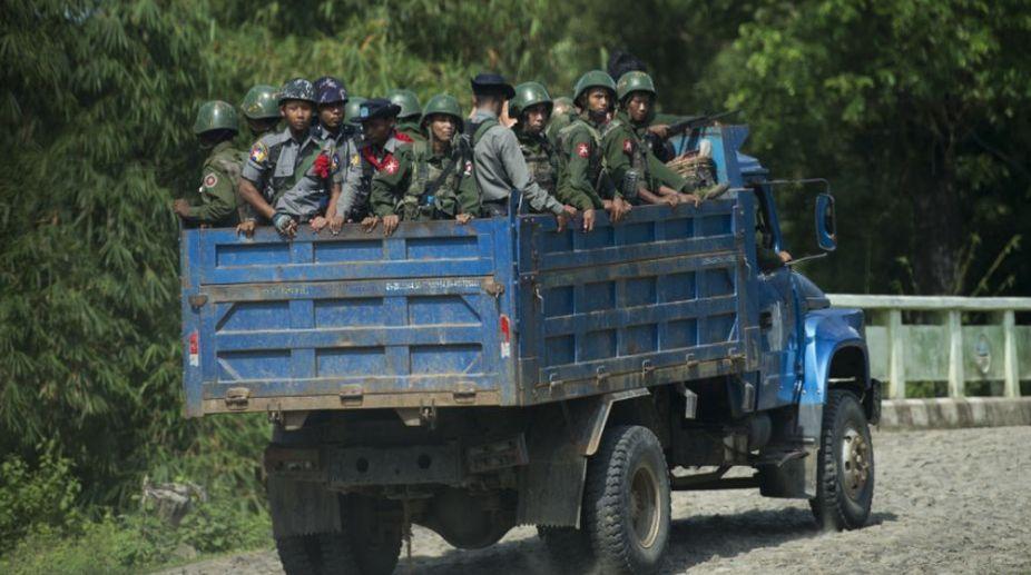 Myanmar, Bangladesh, Rohingya, ARSA extremist