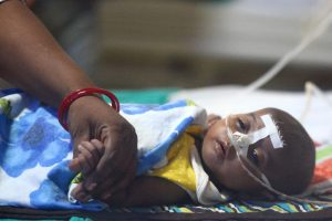 Lack of oxygen claims lives of 49 children in Farukhabad