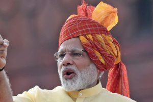 Three lakh shell companies uncovered: Modi