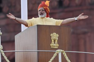 Blueprint for a new India
