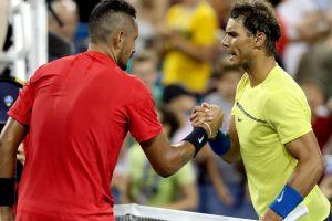 Cincinnati Masters: Nick Kyrgios rips Rafael Nadal to reach semis