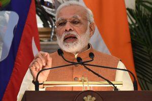 PM Modi praises Srinagar youth for cleaning Wular Lake