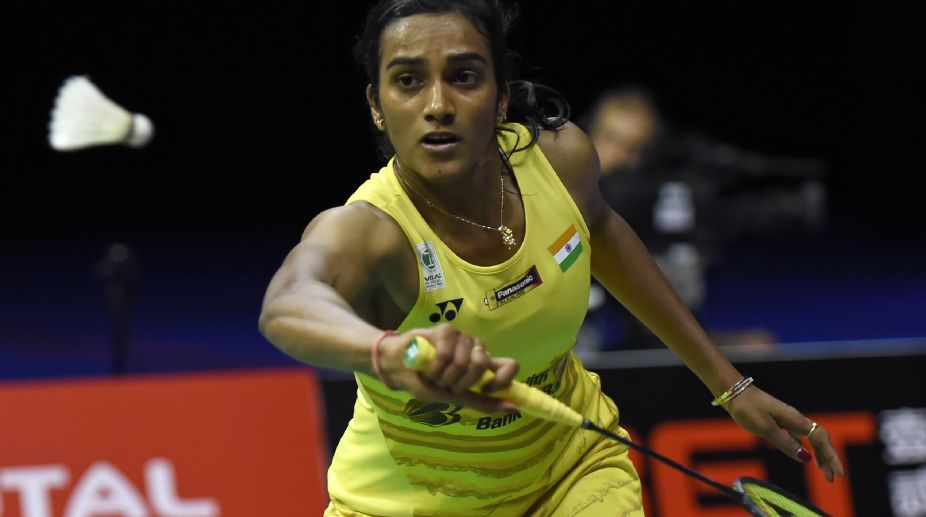 PV Sindhu (Photo: AFP/File)