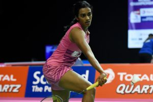 Sindhu, Praneeth, Ajay win at World Championships