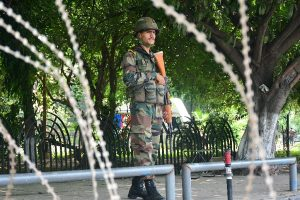 Situation under control in Jaipur's curfew-bound areas