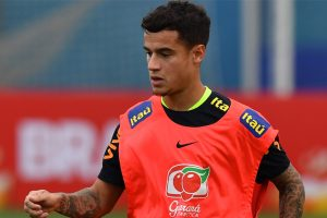 'Phillipe Coutinho fit for Brazil's World Cup qualifiers'