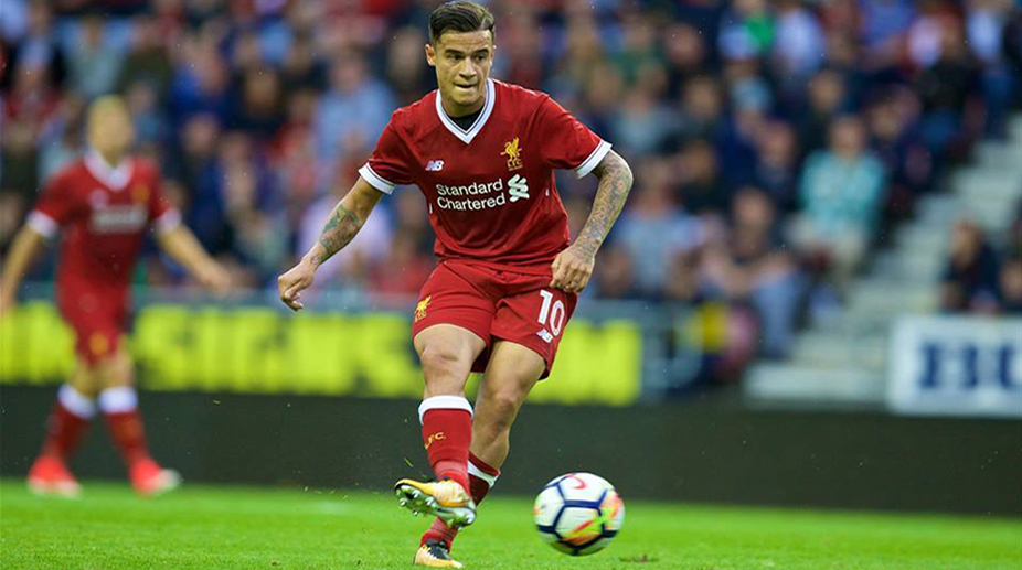 Liverpool FC, Premier League, Philippe Coutinho