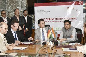 India, Germany ink working agreement on green energy corridors