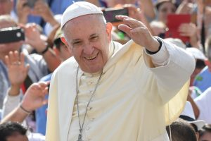 Pope Francis heads to Colombia to anoint peace process