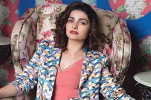 Prachi Desai injured while shooting for 'Kosha'