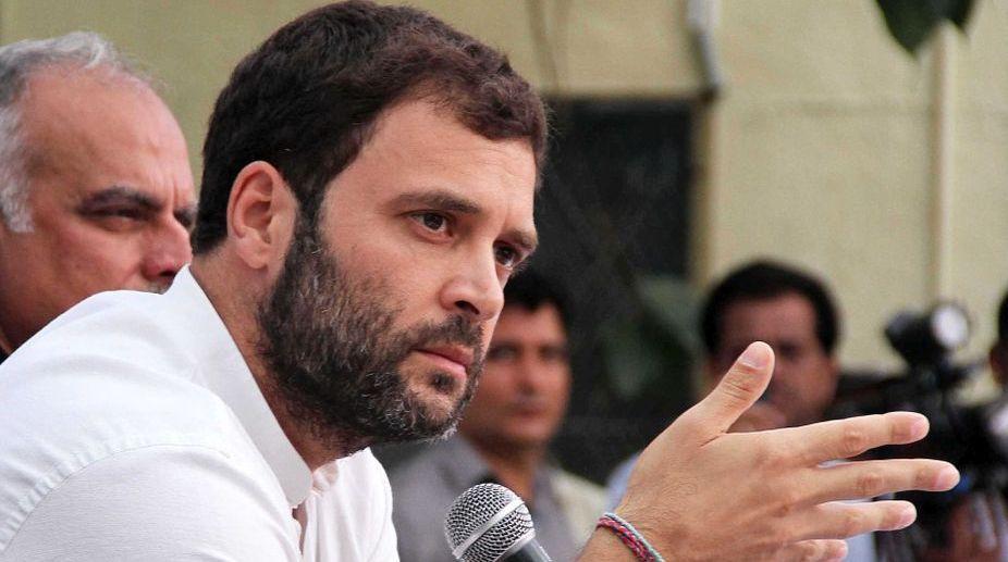 Home Minister, Rajnath Singh, RSS leader killing, Congress VP, Rahul Gandhi, Punjab CM, CM Amarinder Singh
