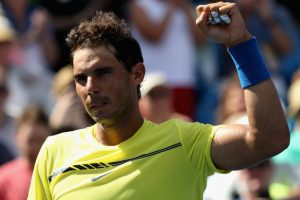 Rafael Nadal hails 'unbelievable' climb back to No.1