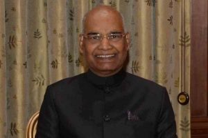 President Kovind greets people on the eve of Janmashtami