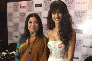 Today's youths understand fabric: Ritu Kumar