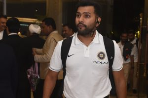 Vice-captaincy a huge honour, says Rohit Sharma