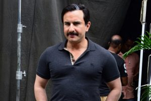 Saif Ali Khan: I'm against nepotism