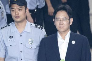 Corruption case: South Korea appeals court frees Samsung heir