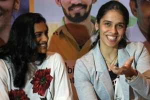 Saina, Sindhu feel India can dominate like China, Japan & Korea