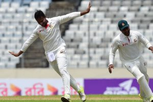 Shakib-powered Bangladesh register historic win against Australia