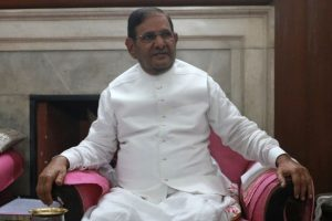I am real JD-U, will prove it: Sharad Yadav
